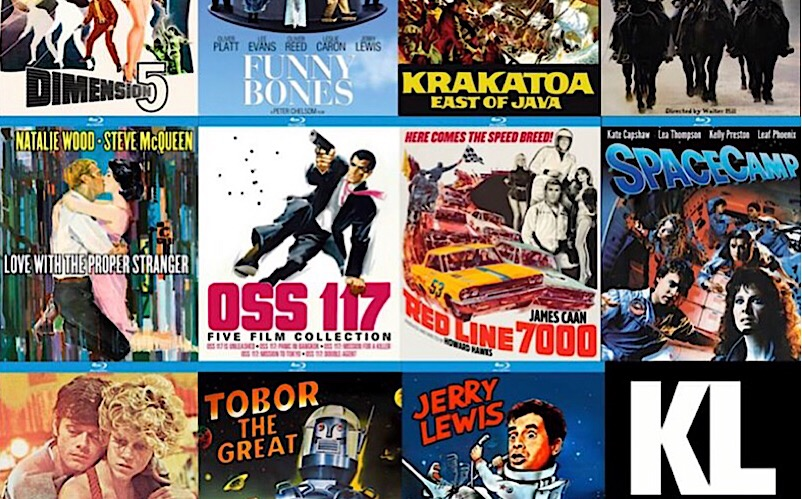 Kino Lorber Studio Classics Pre-Pre-Order Sale – IT CAME FROM THE