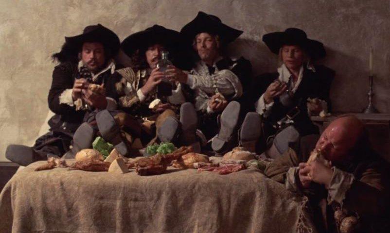 three musketeers 1973 trailer