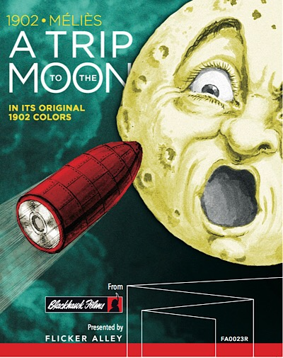 Méliès' A Trip To The Moon To Be Re-released On Blu-ray