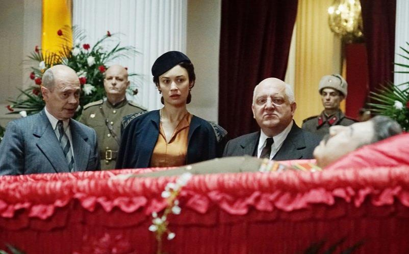 The Death of Stalin (2017) - IT CAME FROM THE BOTTOM SHELF!