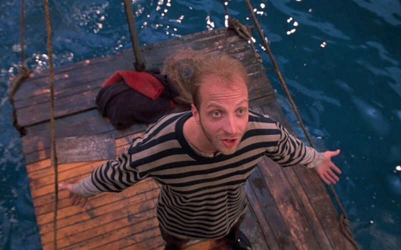 Image result for cabin boy 1994